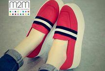 Sepatu & sandal / Jual sepatu lucu untuk cwe dan cwo dengan harga terjangkau...