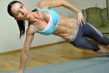 спортивная программа для похудения дома