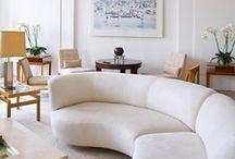 Sofa półłuk