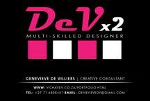 DeVx2 Multi Skilled Designer / Freelance Designer