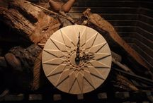 """Geometric Wall Clock / The """"Geometric Wall Clock"""" has been made for the lovers of geometric designs."""