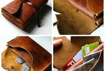 Leather / 革