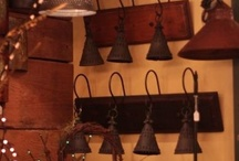 Made in America Lighting  / Colonial, primitive and rustic made in America Lighting at Tin'N'Treasures