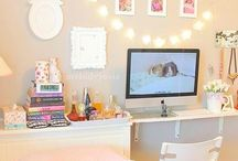 Girly space