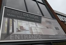 Our Showroom / Take a look at our showroom which is based in Preston, Lancashire.