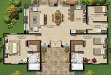 house plan selected