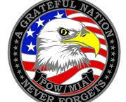 POW MIA Pins / P.O.W. and M.I.A. Pins with 100% satisfaction Guaranteed.  See em' and get em' at http://www.priorservice.com/powpins.html / by PriorService.com