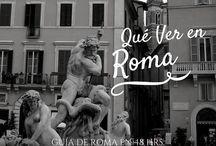 Guía de viajes de Roma / http://www.romando.org - Cosas que hacer y ver en Roma