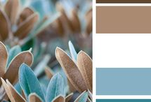 {Colour palette}