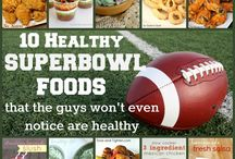 Superbowl Healthy Food