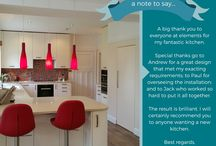 elements ; testimonials / some lovely words from our happy customers