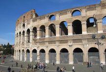 Rome / Prachtige oude stad, onlosmakelijk verbonden met de Romeinen.
