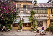 Cambodia Kampot / Viagem