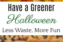 Eco-Friendly Halloween / Go green this Halloween with these great tips from top bloggers.  Limit 3 pins per day. Please only pin straight from the source! Email us at gogreenokla(a)gmail(dot)com if you'd like to be added. Please don't invite others to pin.