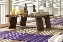 Yoga center ideas