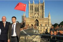 Online China/UK education deal coincides with Hunan delegation's trade visit to Lincolnshire