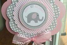 Decor elefante baby shower