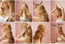 Hair, Hair, Hair / by Krystin Hope Howard