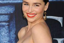Emilia Clarke / Khaleesi..The sexiest woman alive!