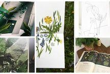 Botanical Beauties / 0