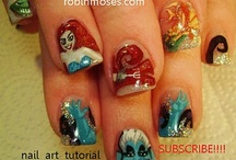 cool nails / by Sarah Tufty