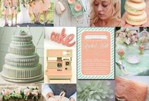 wedding color option 2 / by Mikaela Johnson
