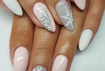 wzorki paznokcie