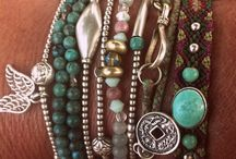 love turquoise and silver