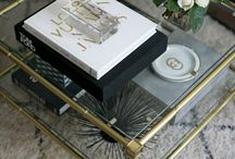 INSPIRATIONS - COFFEE TABLES