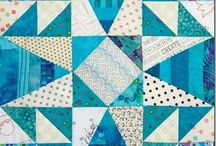 Quilting - Bonnie Hunter