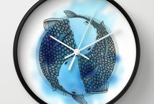 wall clocks' design
