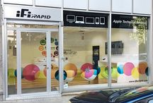 iFixRapid Orense (Madrid) / Servicio Técnico Apple