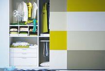 Wardrobes / Minimalist, contemporary design   Italian design  