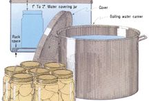Canning / by Elizabeth Chism