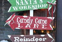 Christmas Ideas / Homemade ideas for the store, home or just for fun <3