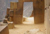 Arqueología - Inca - Ollantaytambo - Perú