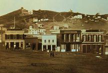 San Francisco, The City By The Bay / Fog City / Frisco / by Bertrand Lachèze
