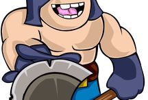 Clash royal & Clash of clans