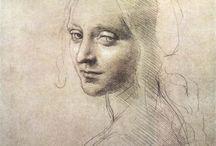Drawings & Works on Paper