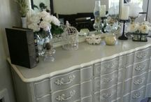 Better than Before projects / Upcycle painted furniture, redo projects