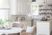 Hampton style dining room chairs and kitchen