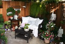 Outdoor livin / Patios and porches
