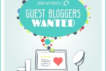 Guest Blogger / Are you 'itching' to share some #tips on how to treat dry, irritated #skin? Do you feel like 'breaking out' the latest trends in hypoallergenic cosmetics? Would you love to 'clear up' some common misconceptions about #acne? Then come #blog for #ZENMED! http://blog.zenmed.com/ #Beauty #Skin #Blogger #Guestblogger #beautybloggers #beautyaddict #bbcoalition #bbloggers