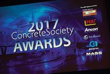 2017 Concrete Society Awards / This year's winner of The Concrete Society Awards 2017 is a spectacular feat of engineering with some complex technical challenges that could only have been solved by the versatility of concrete. Nominated by Forth Crossing Bridge Constructors, The Queensferry Crossing  was the declared the Outright Winner. This elegant bridge is a fine example of creative concrete technology for place-ability, strength, durability and surface finish quality.