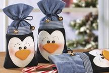 bolsas p navidad