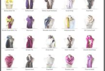 scarf and sarong