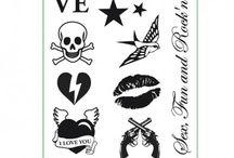 Tatuajes y decoraciones para el cuerpo