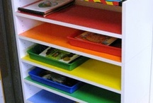Tikes - Classroom Organization/Ideas / by Chelsea Rae