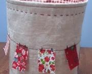 SEWING / peg basket
