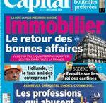 Magazines en septembre 2014 / Revue de presse du CDI septembre 2014